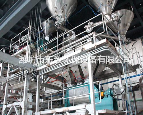 水溶肥粉剂自动配料系统
