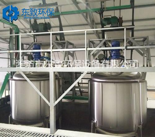 桶装液体水溶肥成套设备